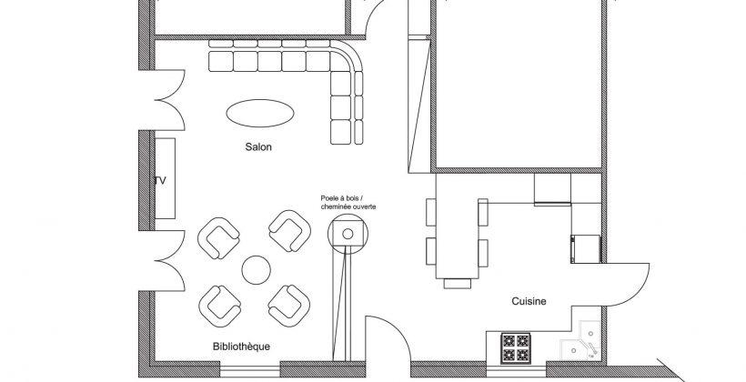Aménagement d'espace, décoration intérieure