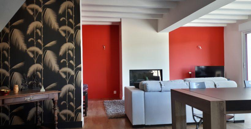 Rénovation intérieure d'une villa