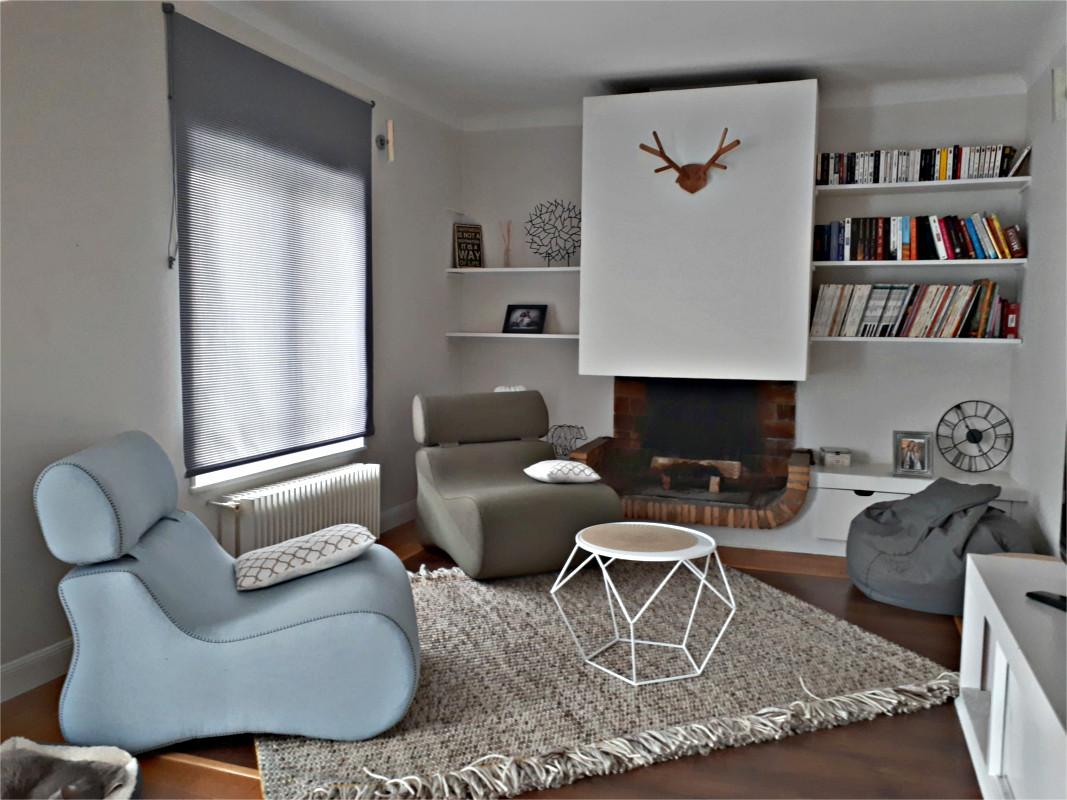 Deco Petit Salon Appartement décoration intérieure anglet - anderea déco