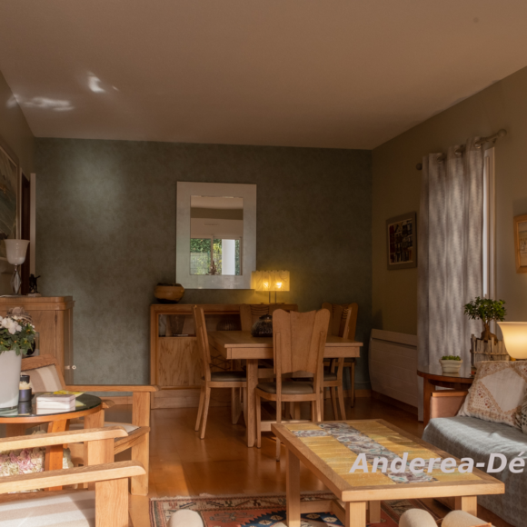 Nouvelle ambiance pour un appartement à Guéthary