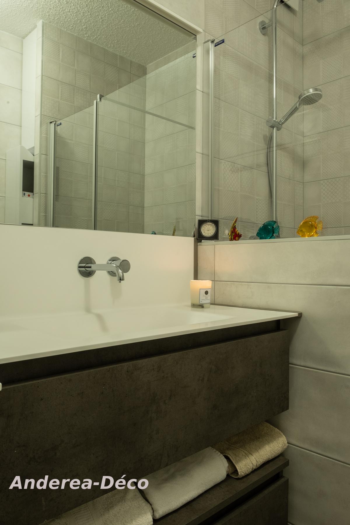 Nouvelle Salle De Bain 2018 rénovation d'une salle de bain à guéthary, nouvelle
