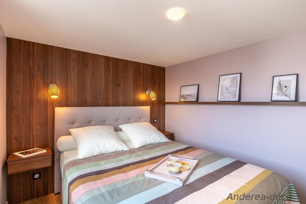 chambre couleur décoration