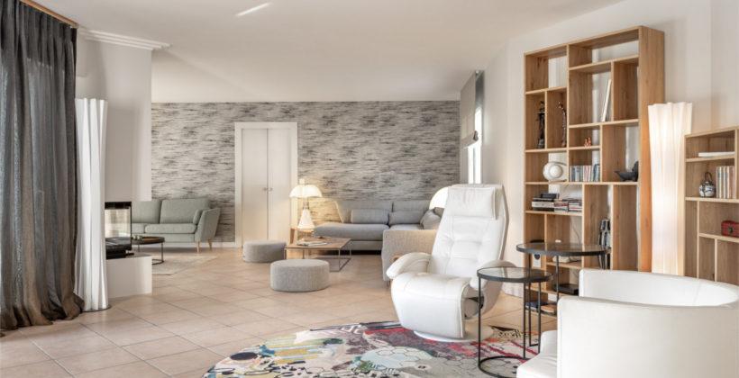 Esprit chic et moderne pour une villa à Saint Jean de Luz