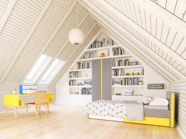 Comment aménager une petite chambre pour un ado ?